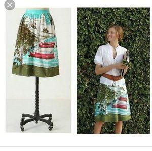 We Love Vera Seabound Skirt